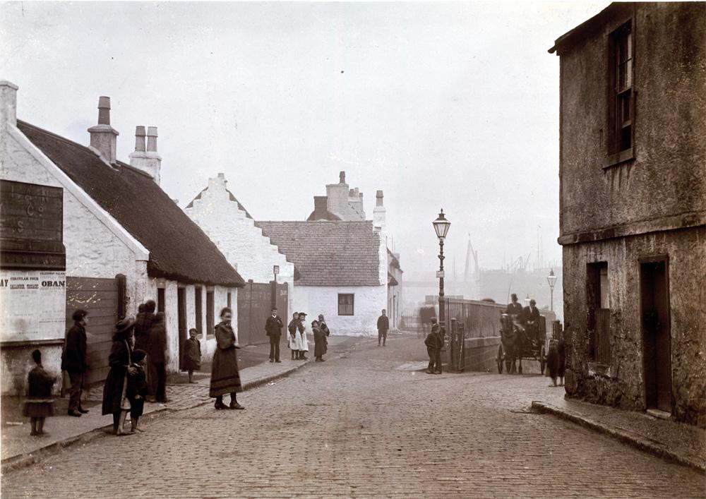 1900 - Glasgow story_ Waterrow