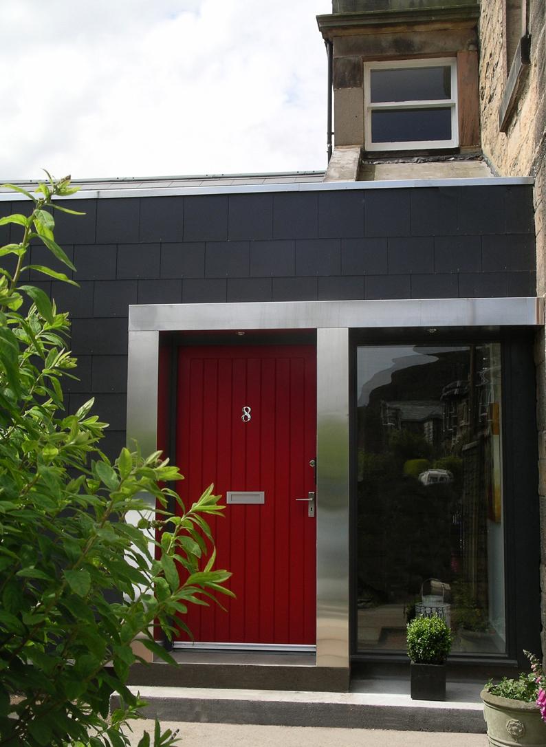Marchhall - Garden Extension