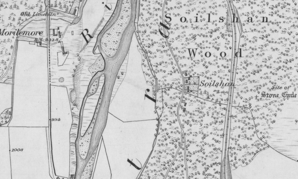 Tomatin OS MAP 1903