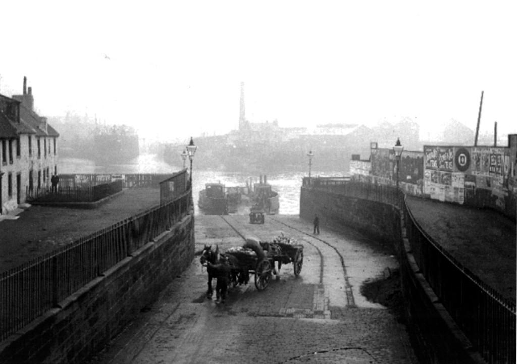 old ferry slip