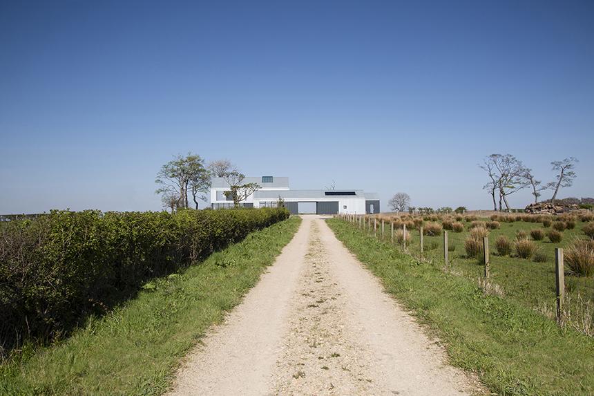 rural design farm house