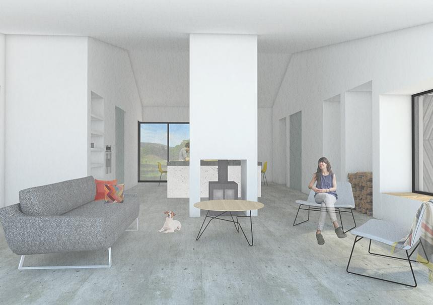 Contemporary Rural House_Highlands