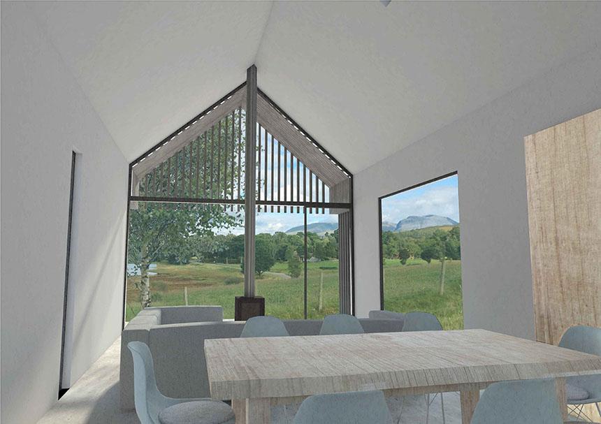 Rural House_Locheil_lochaber_1