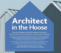 Architect in the hoose