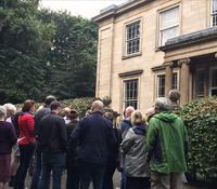 Neale Thomson walking tour