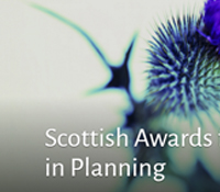 Scottish award for quality in planning